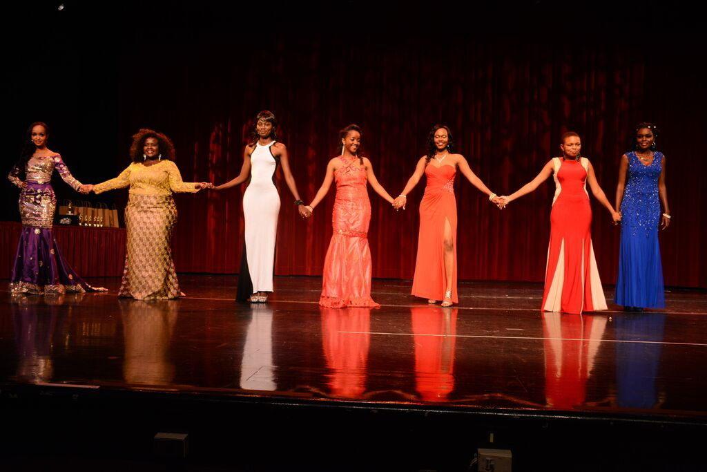 Miss Kenya U.S.A 2015 Pageant Finale