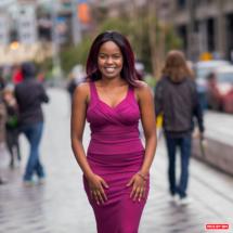 Grace Wainaina (Miss Kenya U.S.A 2018 Contestant)