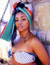 Anne Mbugua (Miss Kenya U.S.A 2018 Contestant)