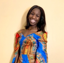 Lorreen Agandi (Miss Kenya U.S.A 2018 Contestant)